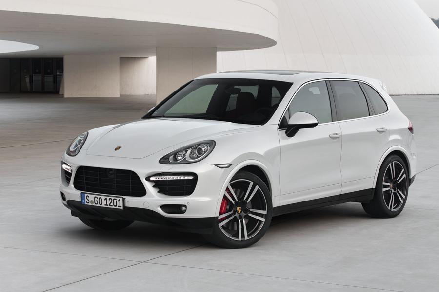 2014 Porsche Cayenne Photo 4 of 18