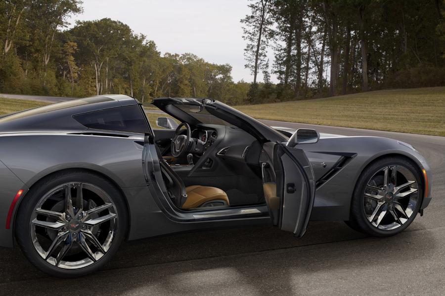 photos 2014 - 2014 Chevrolet Corvette Stingray Convertible