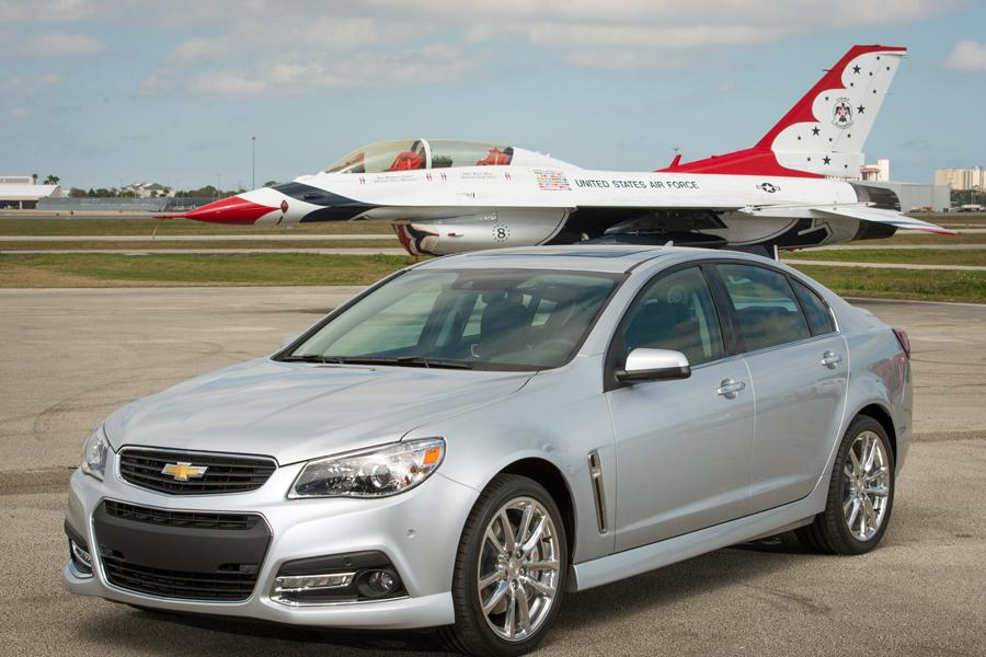 2014 Chevrolet SS Photo 3 of 17