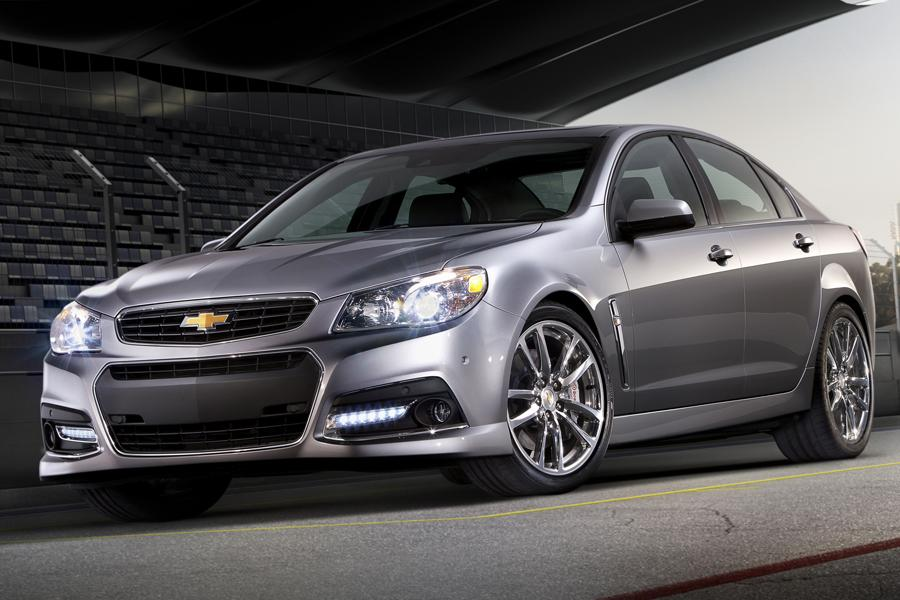 2014 Chevrolet SS Photo 4 of 17