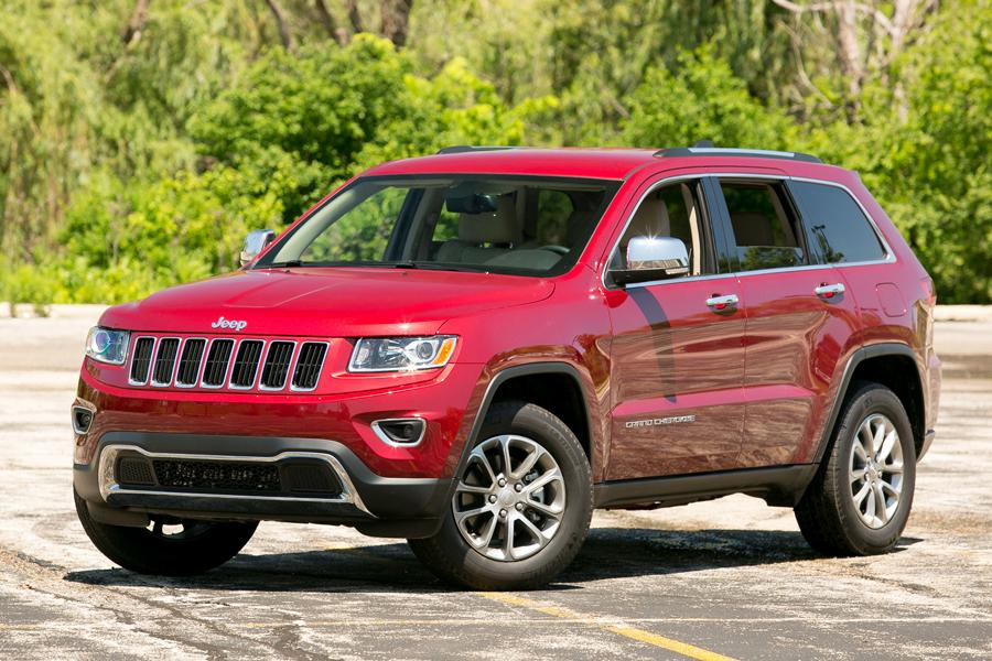 2014 Jeep Grand Cherokee Photo 1 of 67