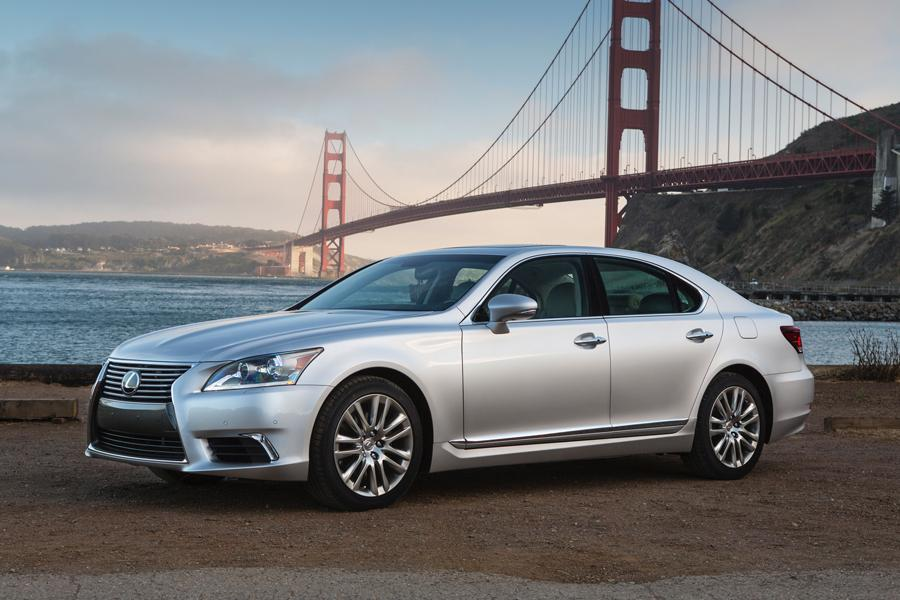 2013 Lexus LS 460 Photo 1 of 34