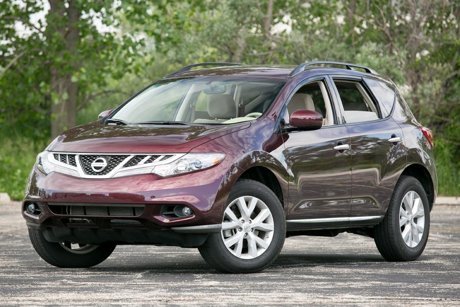 2013 nissan murano specs pictures trims colors. Black Bedroom Furniture Sets. Home Design Ideas