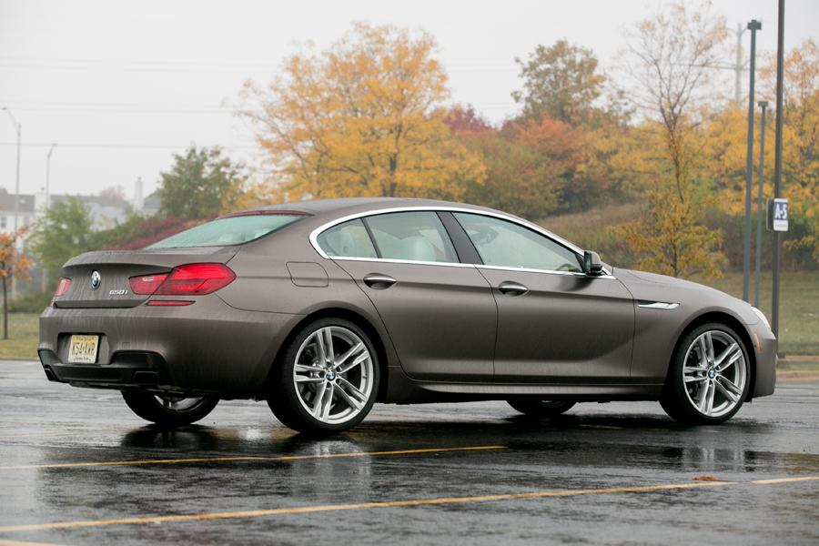 2013 BMW 650 Gran Coupe Photo 3 of 22