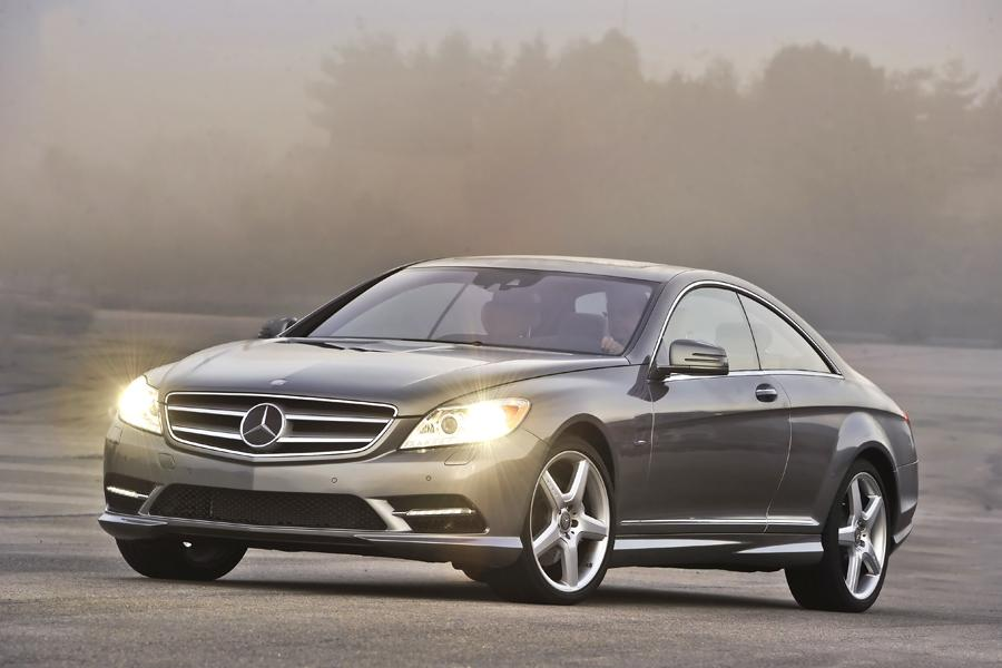 Mercedes benz cl class coupe models price specs reviews for Mercedes benz cl600 price