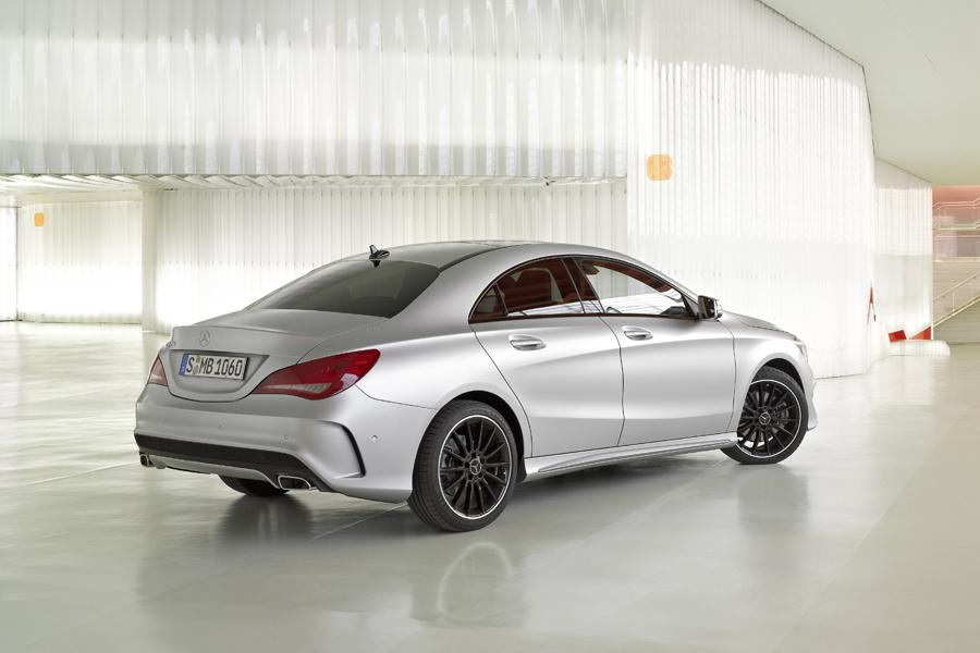 Mercedes Roadside Assistance >> 2014 Mercedes-Benz CLA-Class Overview | Cars.com