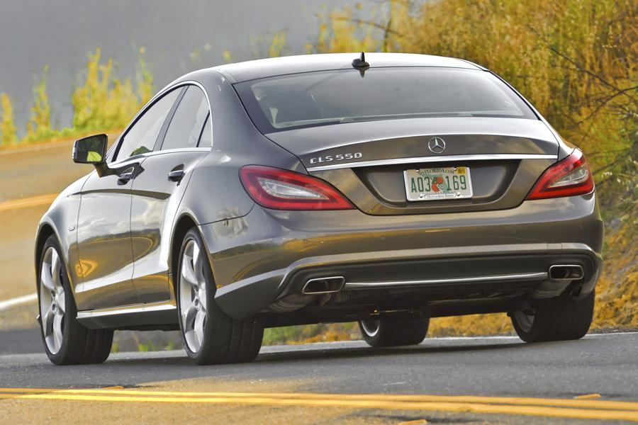 2014 mercedes benz cls class reviews specs and prices for Mercedes benz cls class price