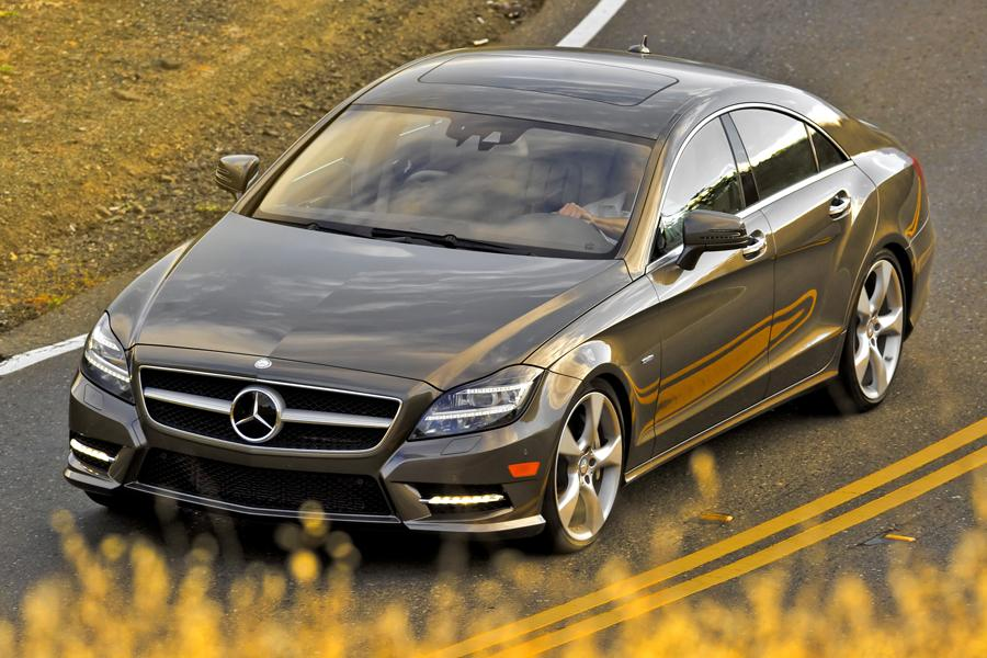 2014 mercedes benz cls class reviews specs and prices for Mercedes benz cls 350 price