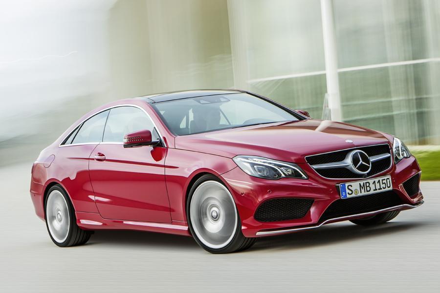 2014 Mercedes-Benz E-Class Photo 1 of 123