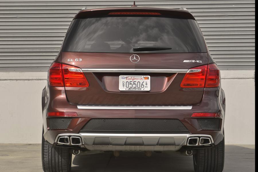 2014 Mercedes-Benz GL-Class Photo 5 of 66