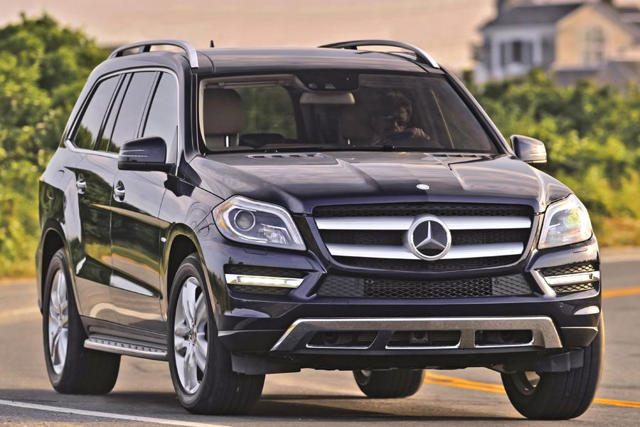 2014 mercedes benz gl class specs pictures trims colors. Black Bedroom Furniture Sets. Home Design Ideas