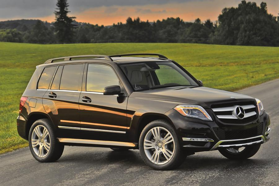 2014 Mercedes-Benz GLK-Class Photo 4 of 20