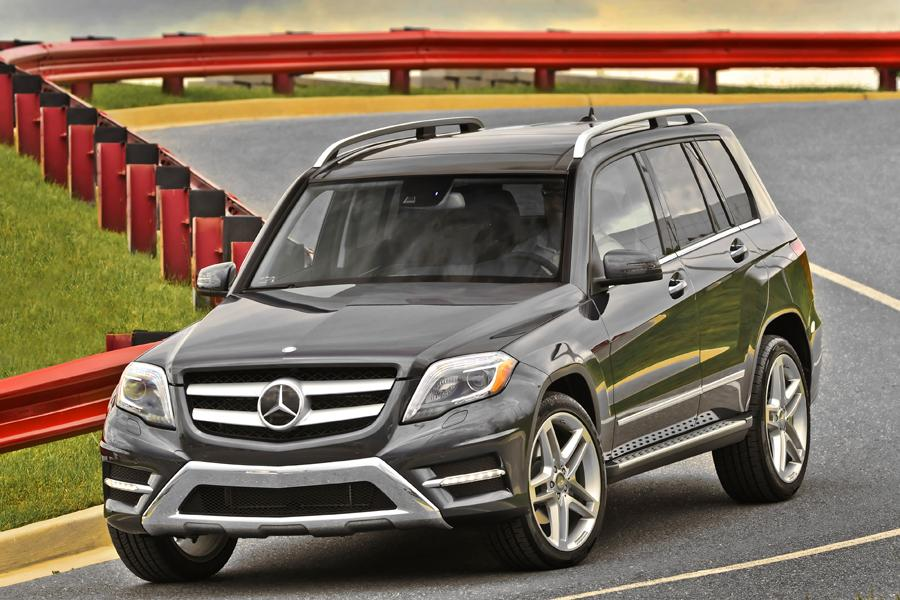 2014 Mercedes-Benz GLK-Class Photo 1 of 20