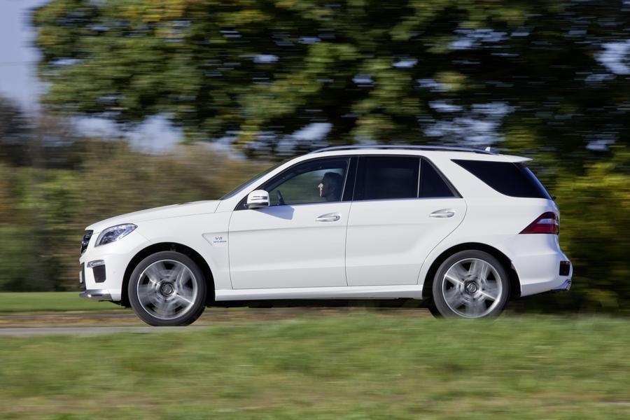 2014 Mercedes-Benz M-Class Photo 3 of 33