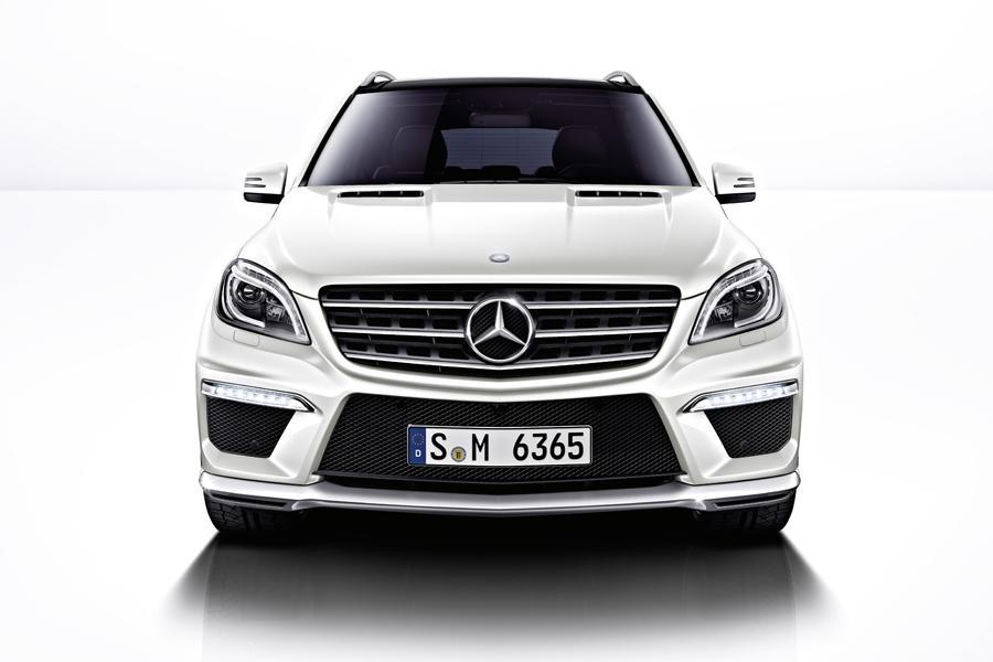 2014 Mercedes-Benz M-Class Photo 5 of 33
