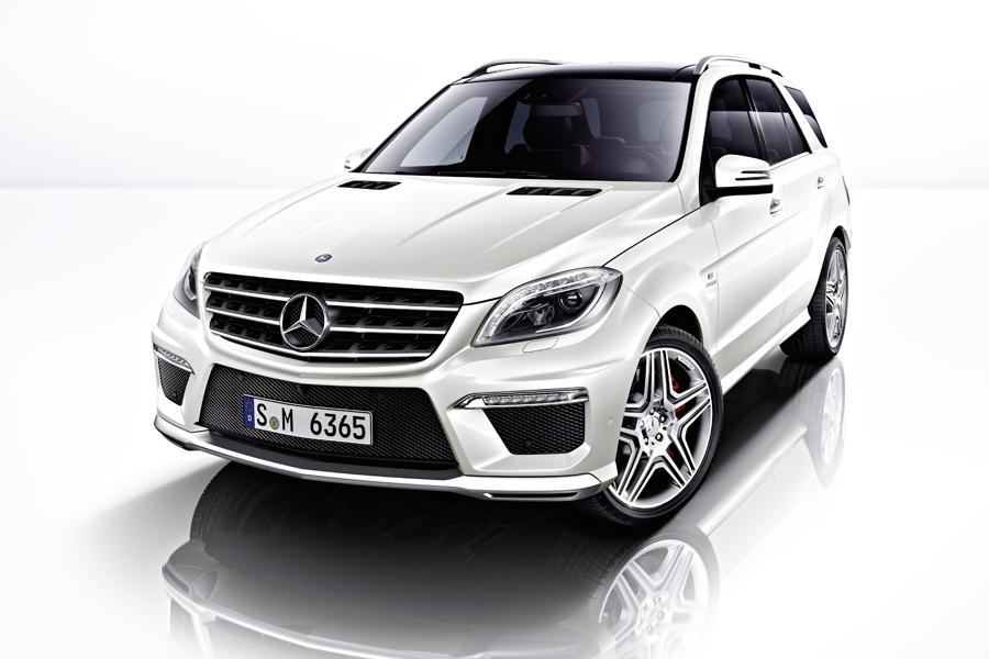 2014 mercedes benz m class reviews specs and prices carscom - Mercedes Benz Suv 2014 White