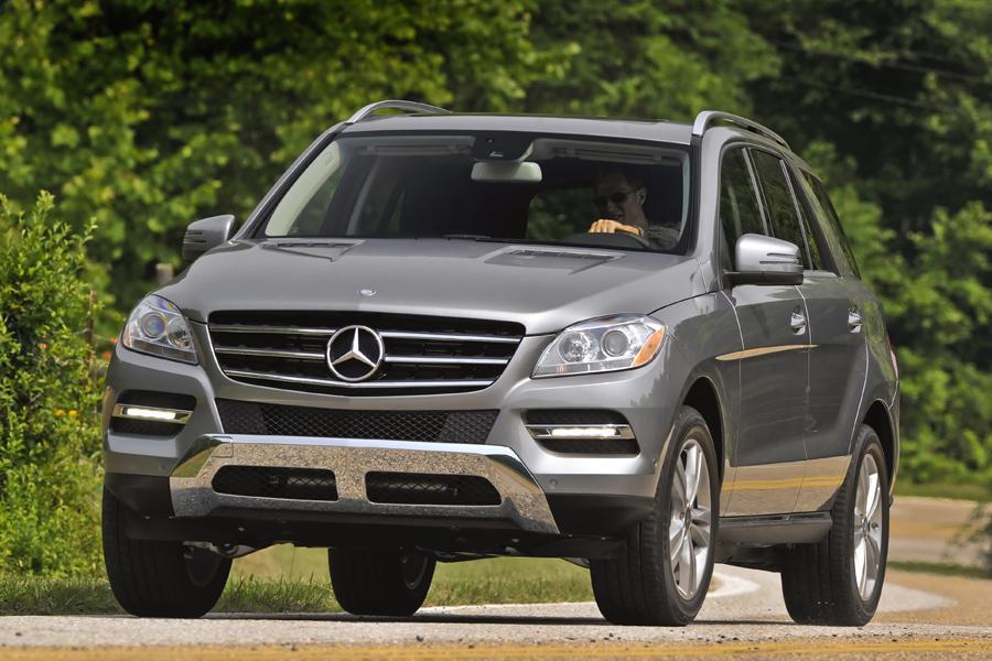 2014 Mercedes-Benz M-Class Photo 1 of 33
