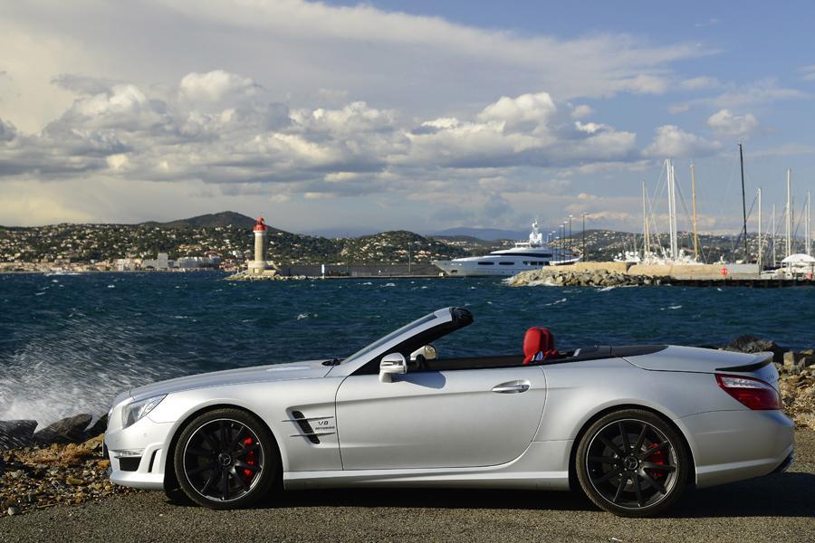 2014 Mercedes-Benz SL-Class Photo 2 of 66