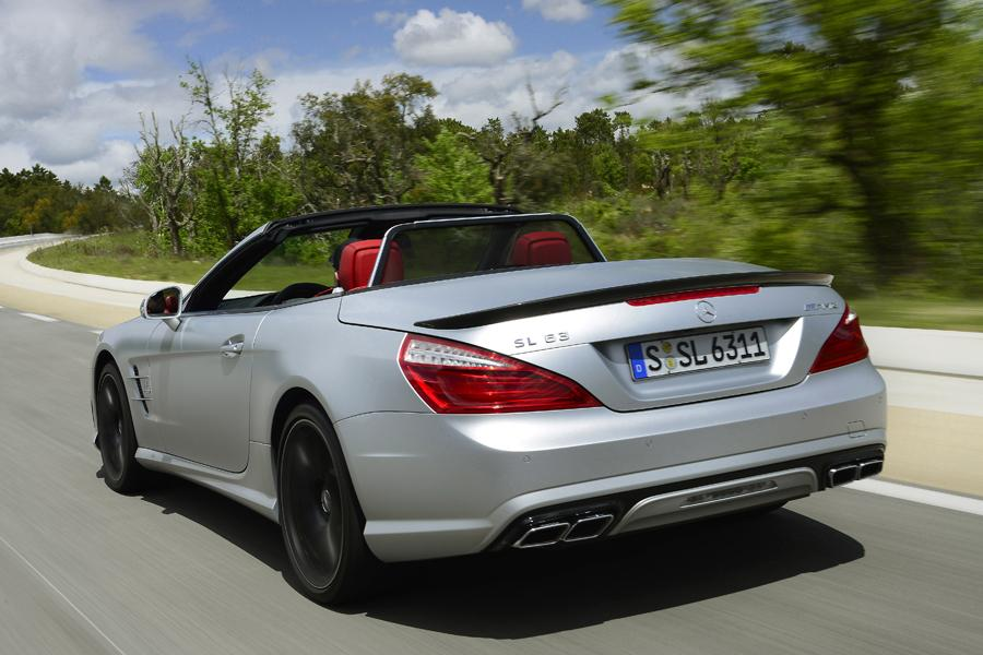2014 Mercedes-Benz SL-Class Photo 3 of 66