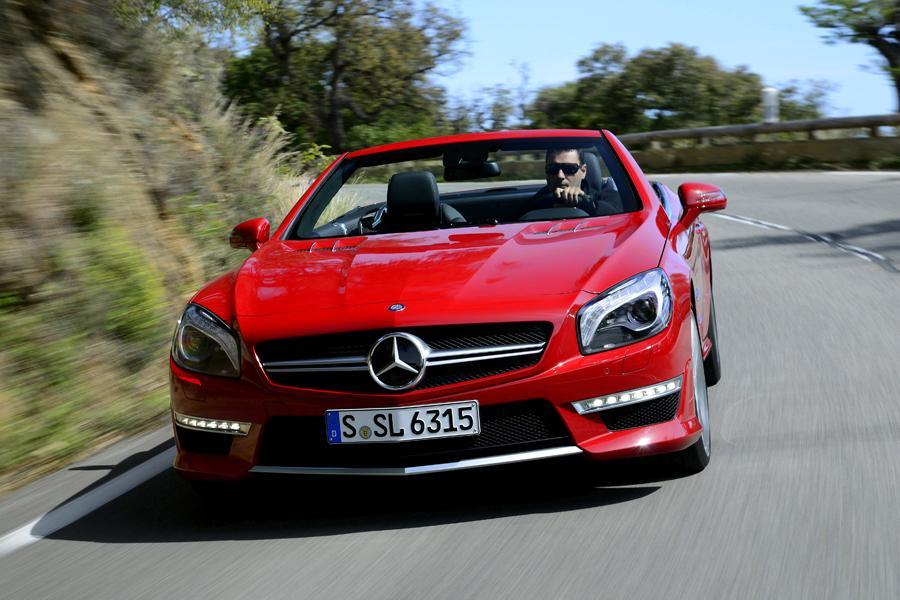 2014 Mercedes-Benz SL-Class Photo 5 of 66