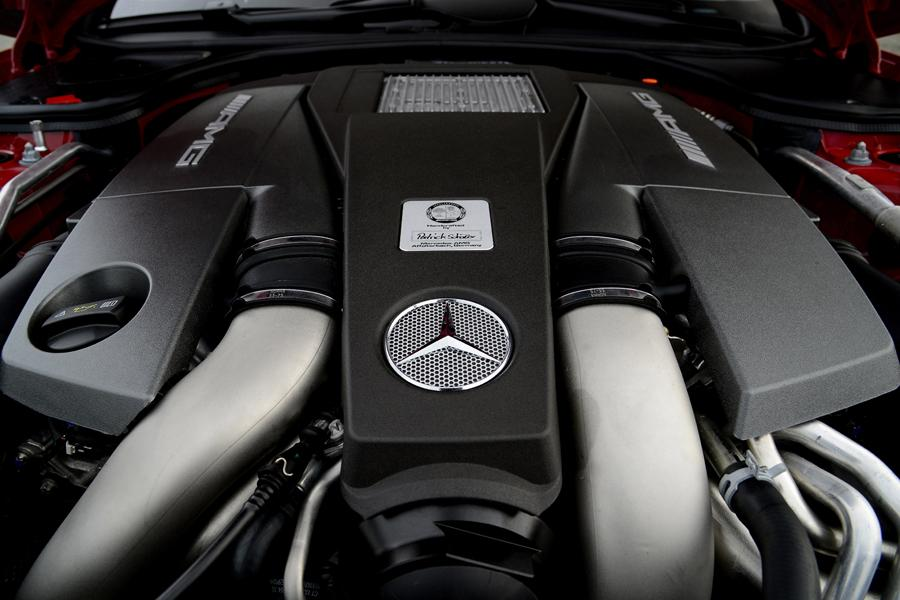 2014 Mercedes-Benz SL-Class Photo 6 of 66