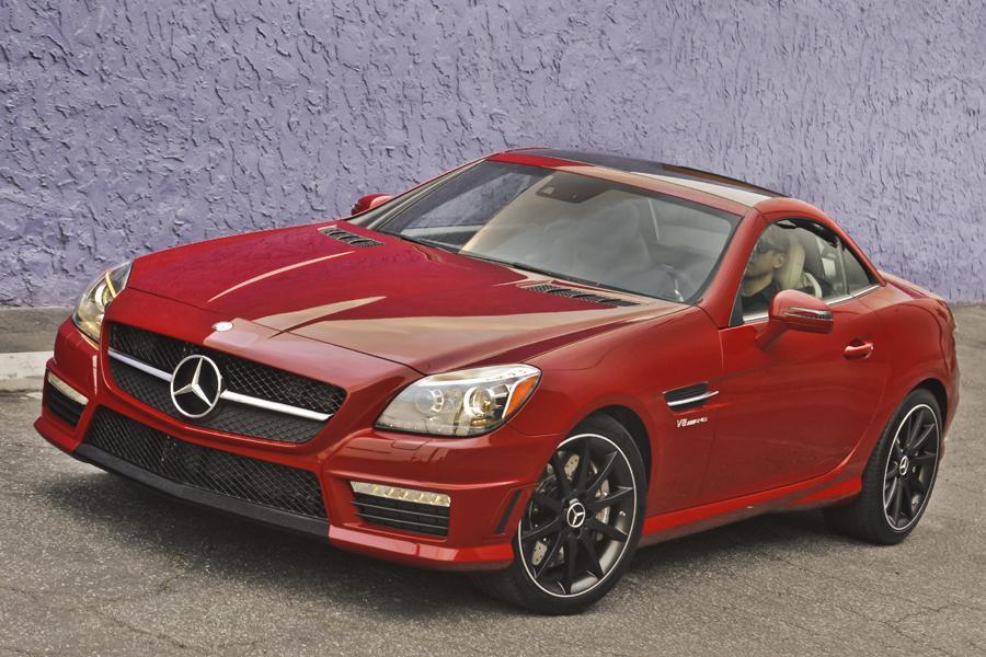 2014 Mercedes-Benz SLK-Class Photo 4 of 60