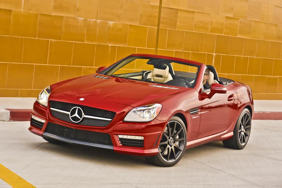 2014 Mercedes-Benz SLK-Class Photo 1 of 60