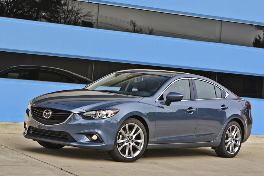 Mazda Mazda6 2014 on 2008 nissan altima