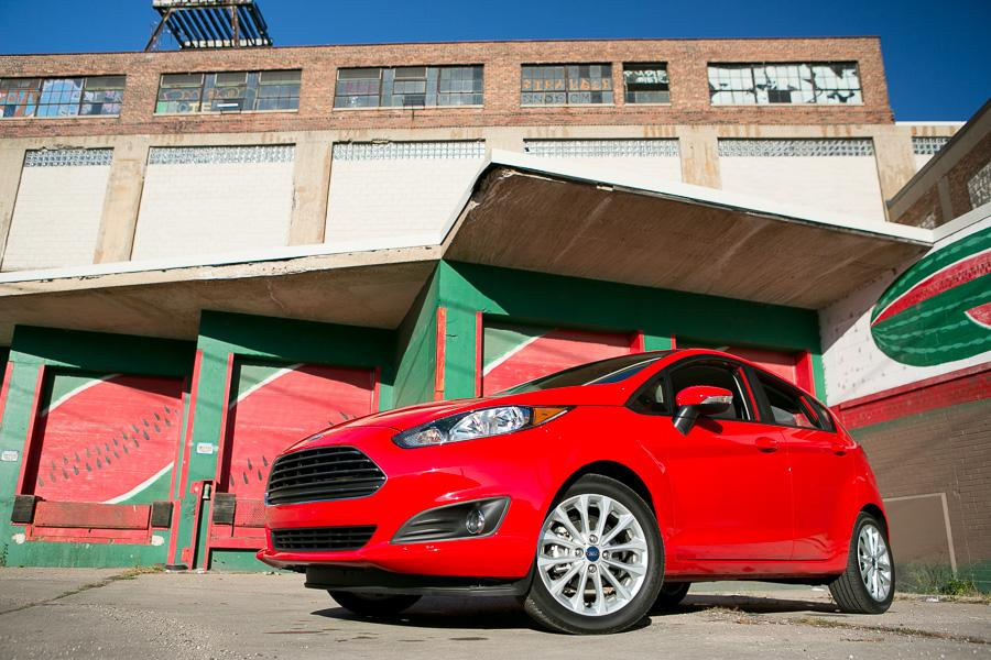 2014 Ford Fiesta Photo 5 of 51