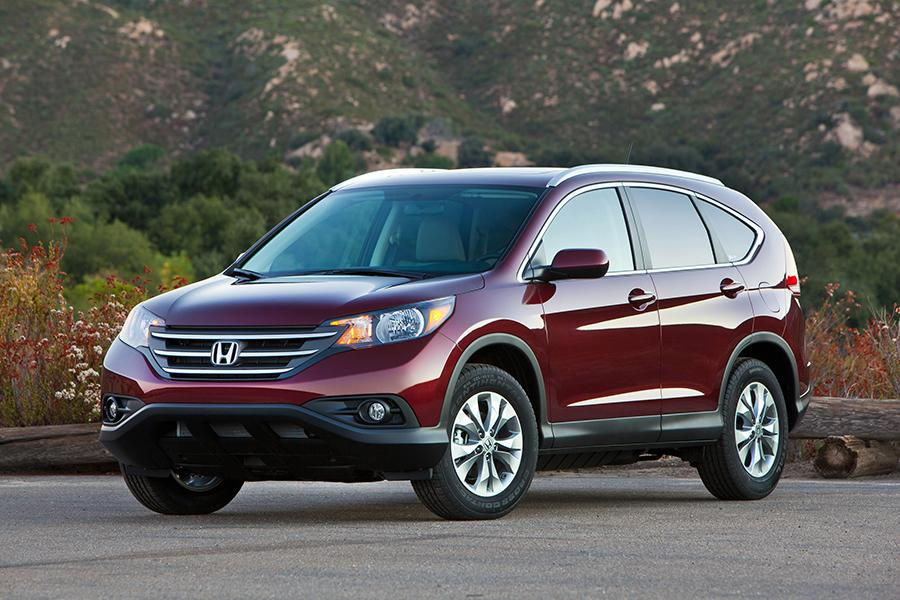 2014 Honda CR-V Photo 2 of 24