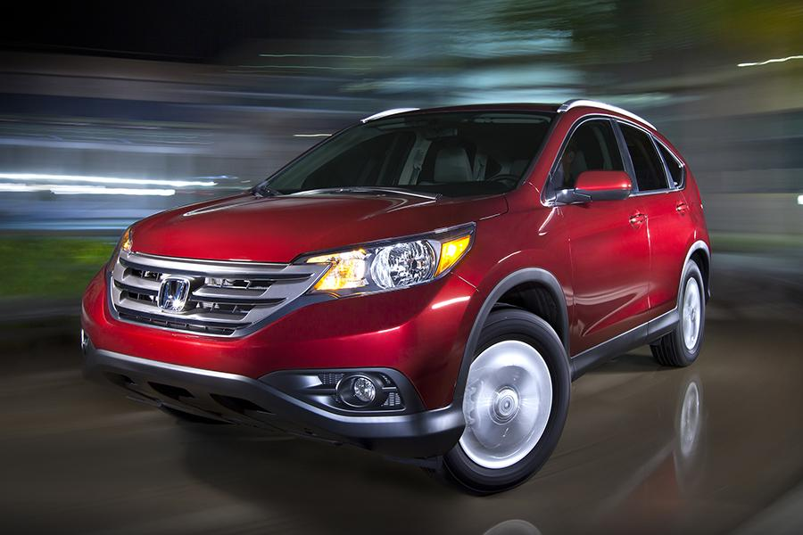 2014 Honda CR-V Photo 6 of 24