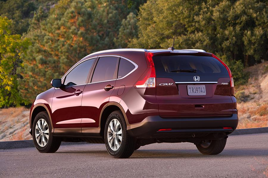 2014 Honda CR-V Photo 1 of 24