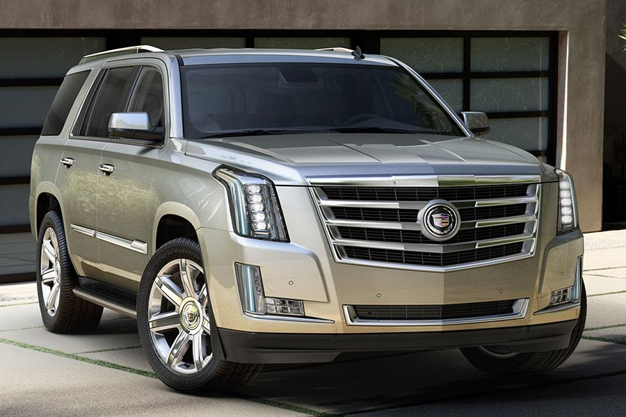 2015 Cadillac Escalade Overview Cars Com