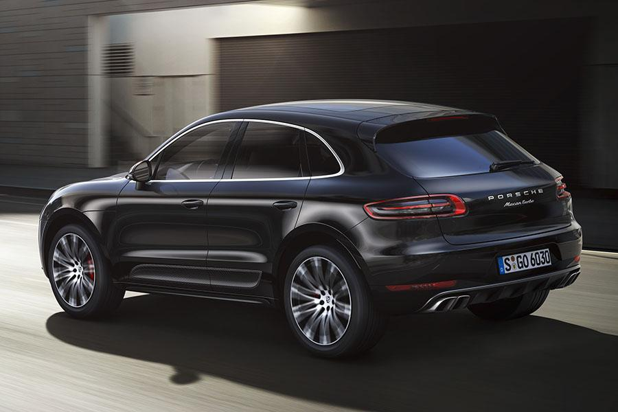 2015 Porsche Macan Photo 3 of 13
