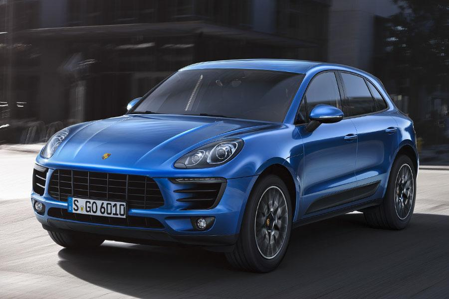 2015 Porsche Macan Photo 1 of 13
