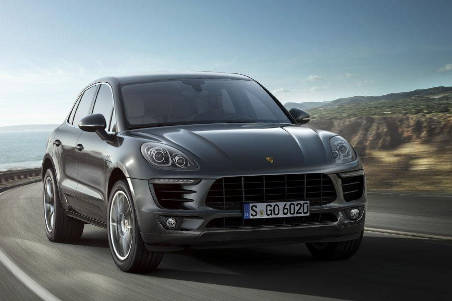 2015 Porsche Macan Photo 5 of 13