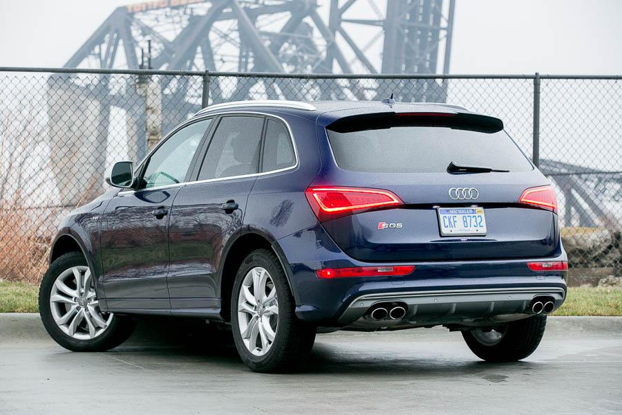 2014 Audi Sq5 Overview Cars Com
