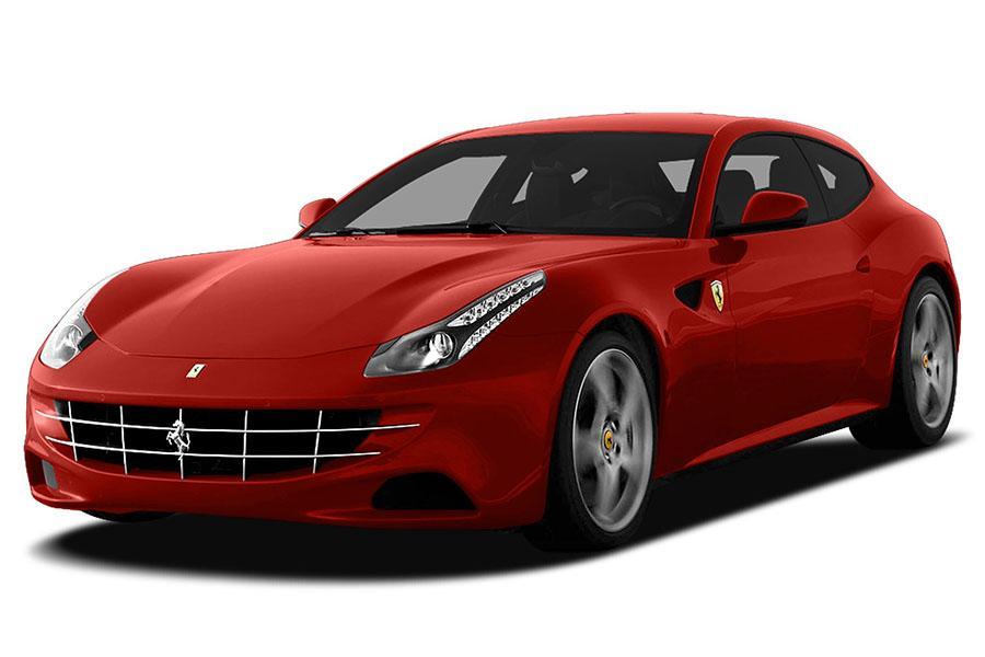 2012 Ferrari FF Photo 1 of 22