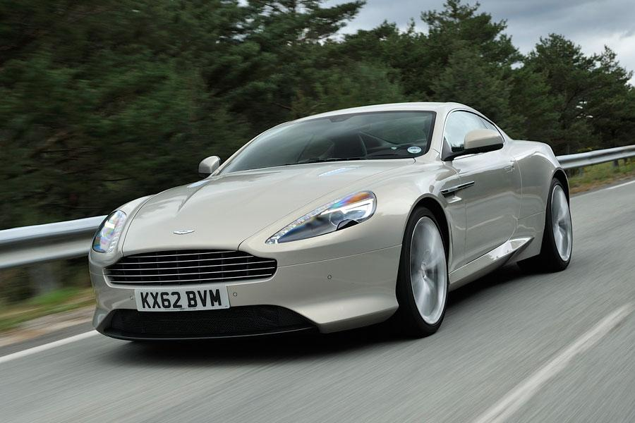 2014 Aston Martin DB9 Photo 3 of 23