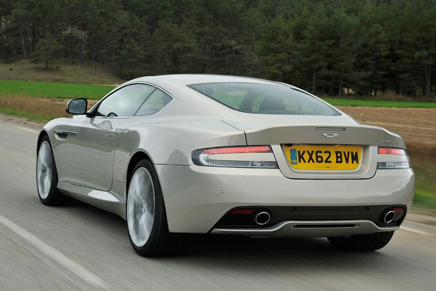2014 Aston Martin DB9 Photo 4 of 23