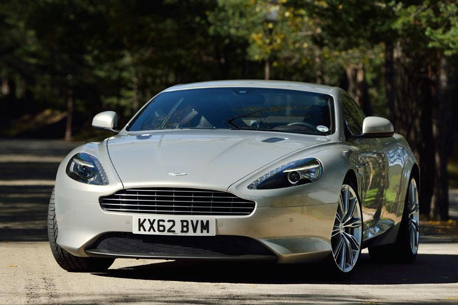 2014 Aston Martin DB9 Photo 6 of 23