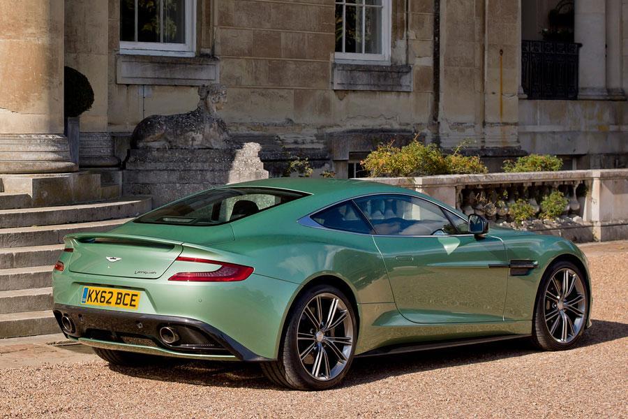 2014 Aston Martin Vanquish Photo 3 of 18