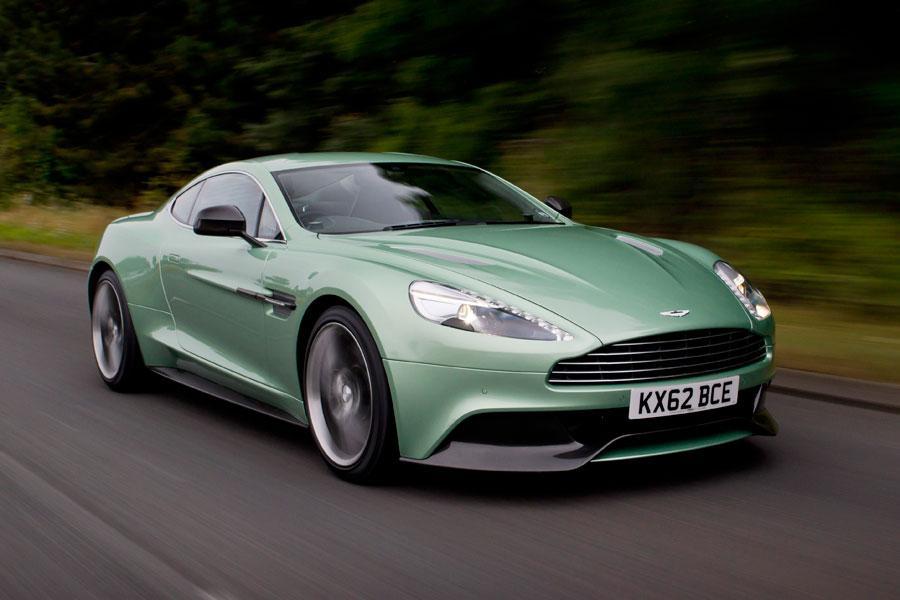 2014 Aston Martin Vanquish Photo 4 of 18