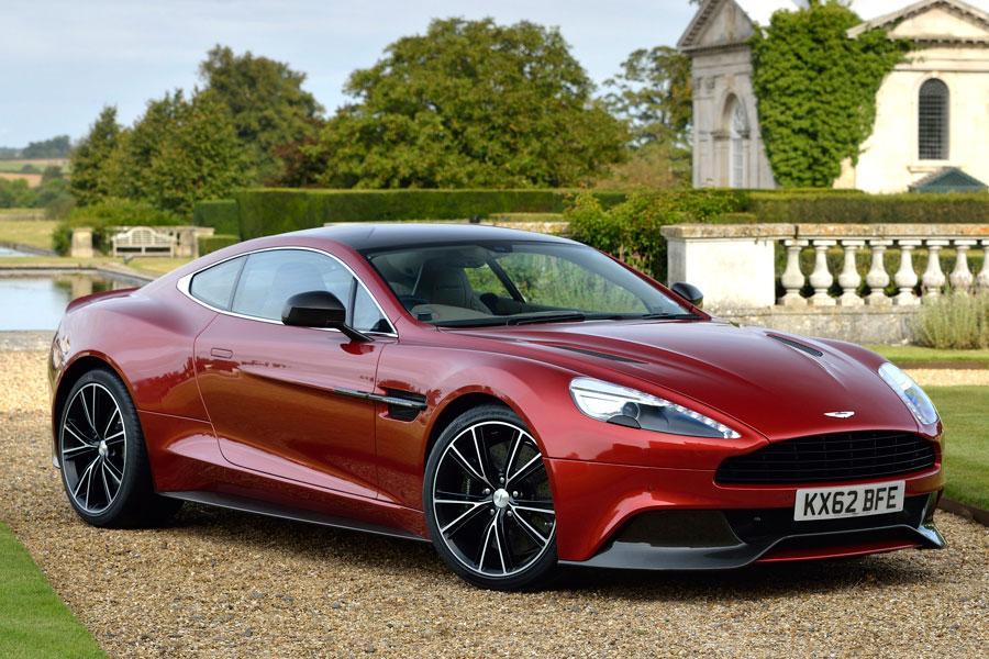 2014 Aston Martin Vanquish Photo 1 of 18