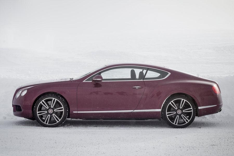 2014 Bentley Continental GT Photo 4 of 10