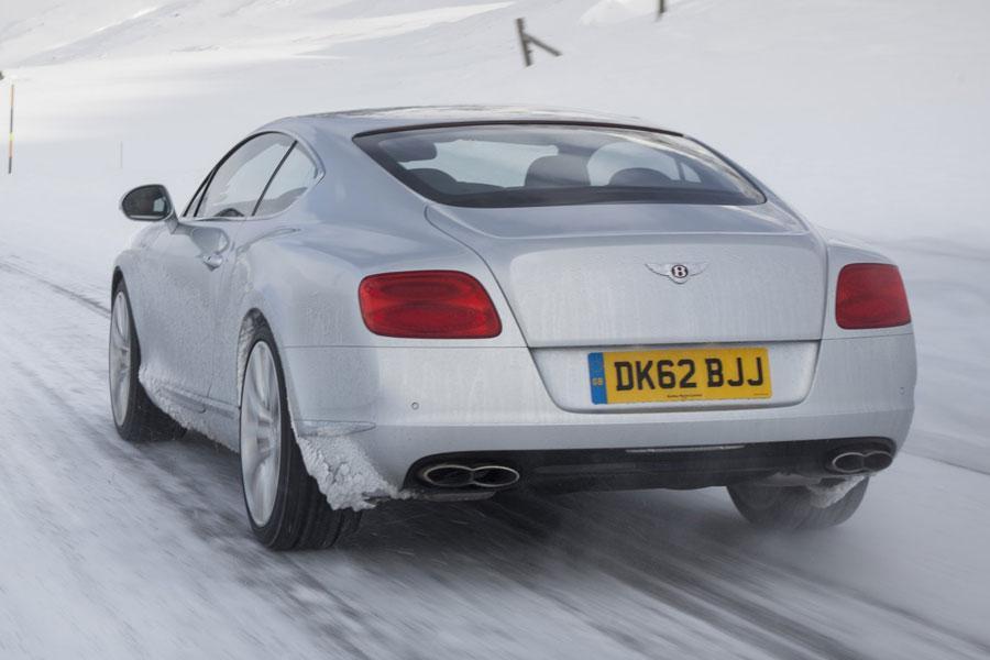 2014 Bentley Continental GT Photo 5 of 10