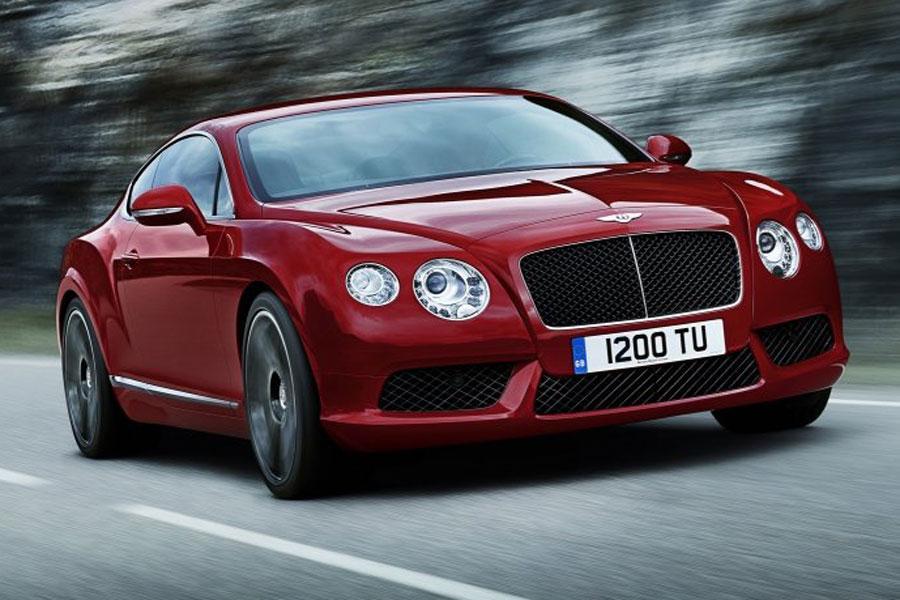 2014 Bentley Continental GT Photo 2 of 10