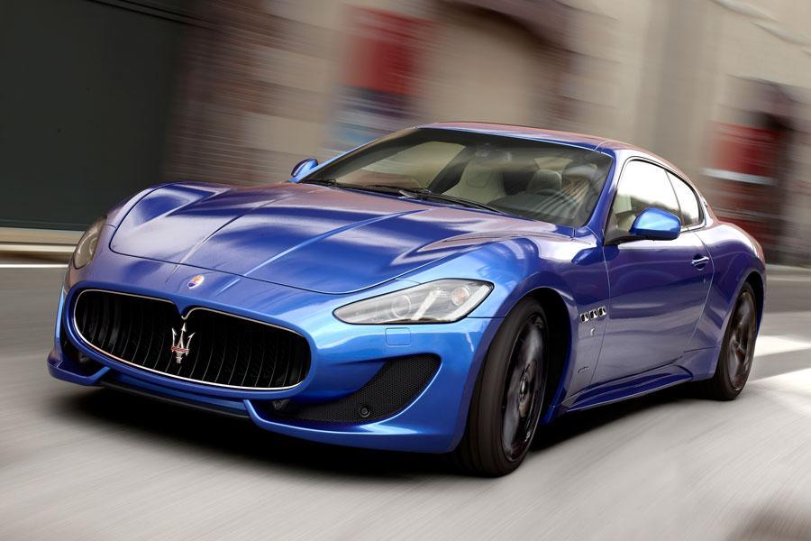 2014 Maserati GranTurismo Photo 5 of 18
