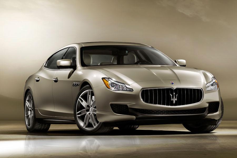 2014 Maserati Quattroporte Photo 1 of 18