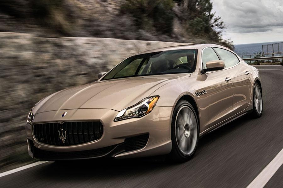 2014 maserati quattroporte reviews specs and prices